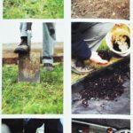 Budowa ścieżki wyłożonej korą lub żwirem