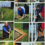 Montaż cieplarni ogrodowej