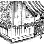 Balkon narożnikowy
