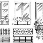 Sposoby rozmieszczenia pojemników na rośliny