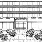 W nowoczesnych budynkach biurowych i hotelowych dominują w rozwiązaniach elewacji pasy szeregowo zestawionych okien