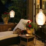 Oświetlenie balkonu, loggii, tarasu